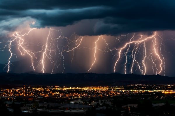 Weathering the Talent Storm